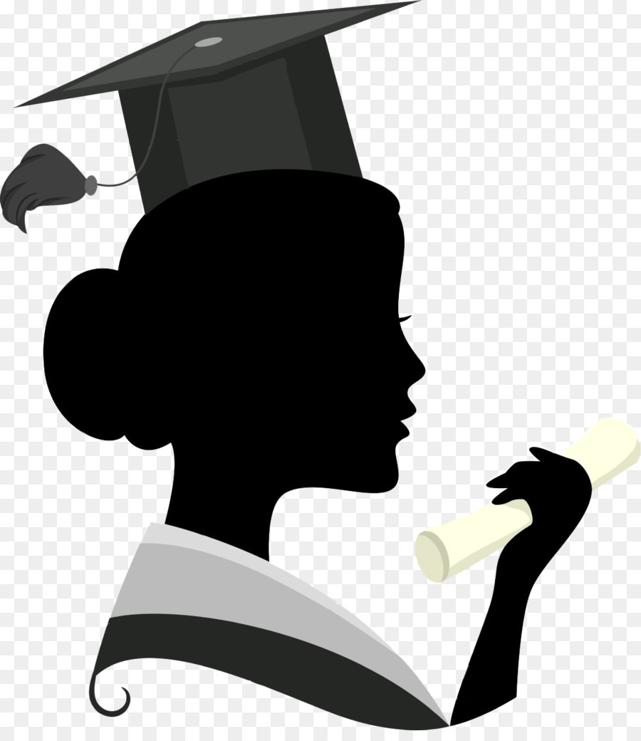 Graduation Ceremony Woman Clip Art.