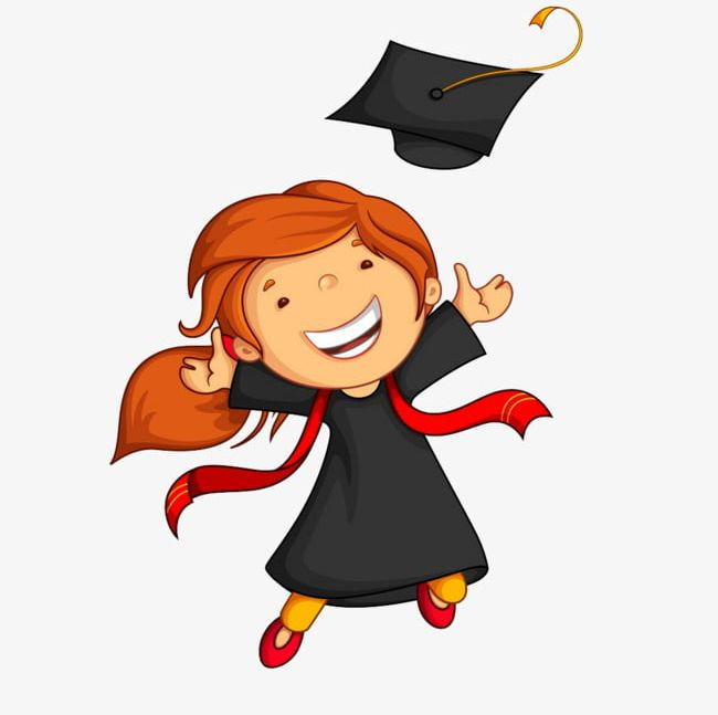 Graduation Girl Material PNG, Clipart, Bachelor, Bachelor Gown.
