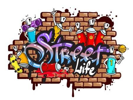 93,060 Graffiti Stock Illustrations, Cliparts And Royalty Free.