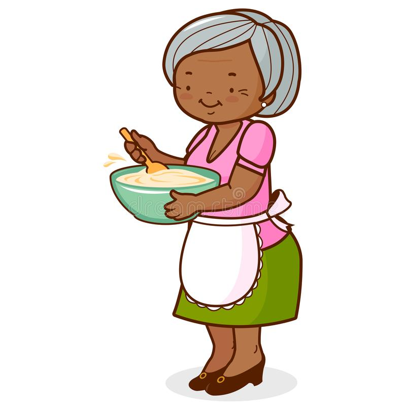 African american grandma clipart 3 » Clipart Station.