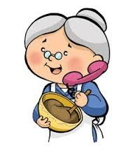 Image result for grandma clipart.