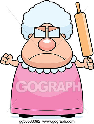Grandma Clip Art Royalty Free GoGraph Natural Clipart Newest 1.