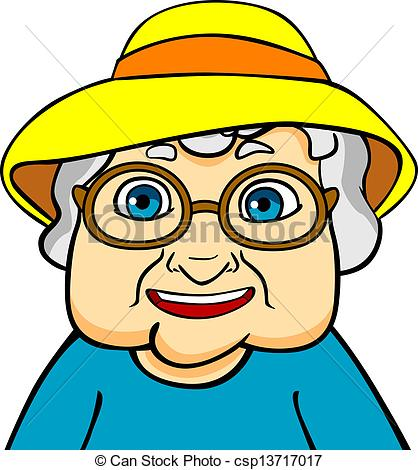 Grandmother Clipart and Stock Illustrations. 19,031 Grandmother.