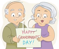 107 Best Grandparents Day Clipart images in 2018.