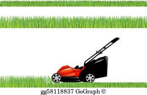 Cut Grass Clip Art.