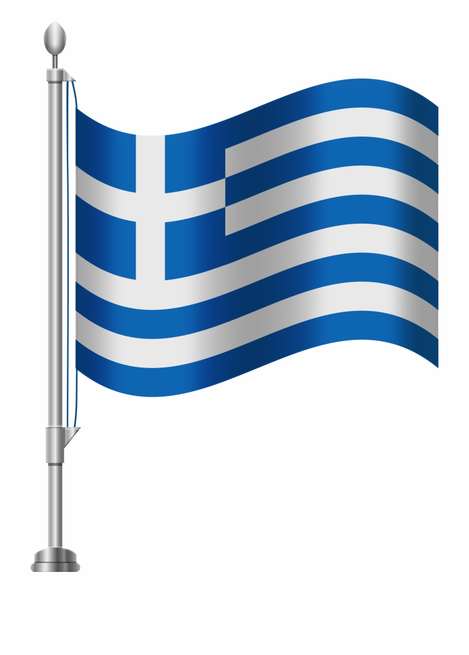 Greece Flag Png Clip Art Free PNG Images & Clipart Download #67574.