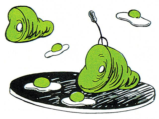 Green Eggs And Ham Clipart 16.
