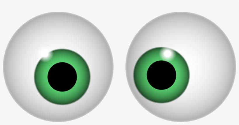 Stock Illustration Of Cartoon Eyes K3826647.