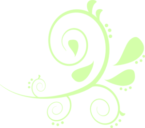 Swirl Green Clip Art at Clker.com.