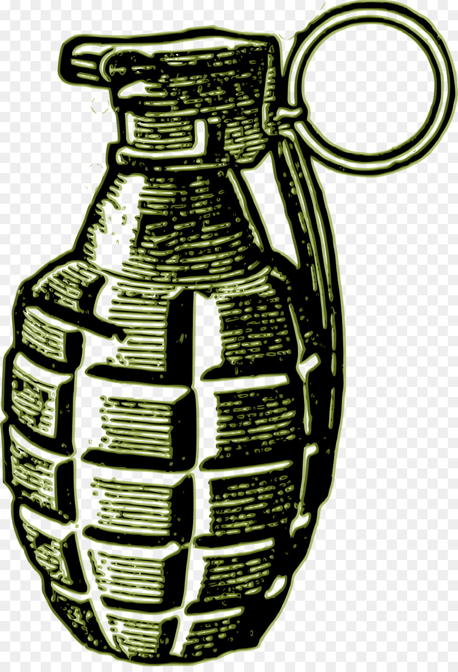 Bomb Cartoon png download.