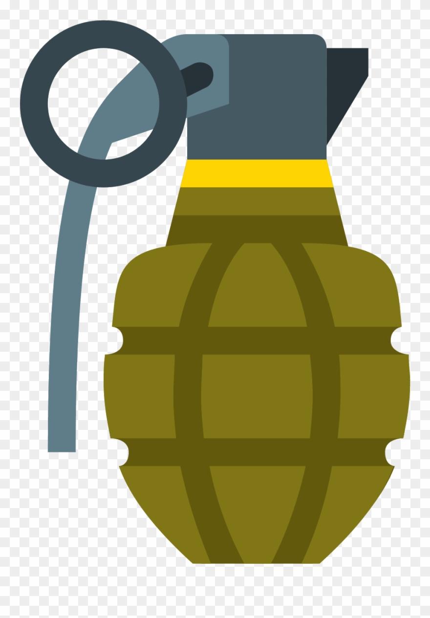 Grenade Icon.