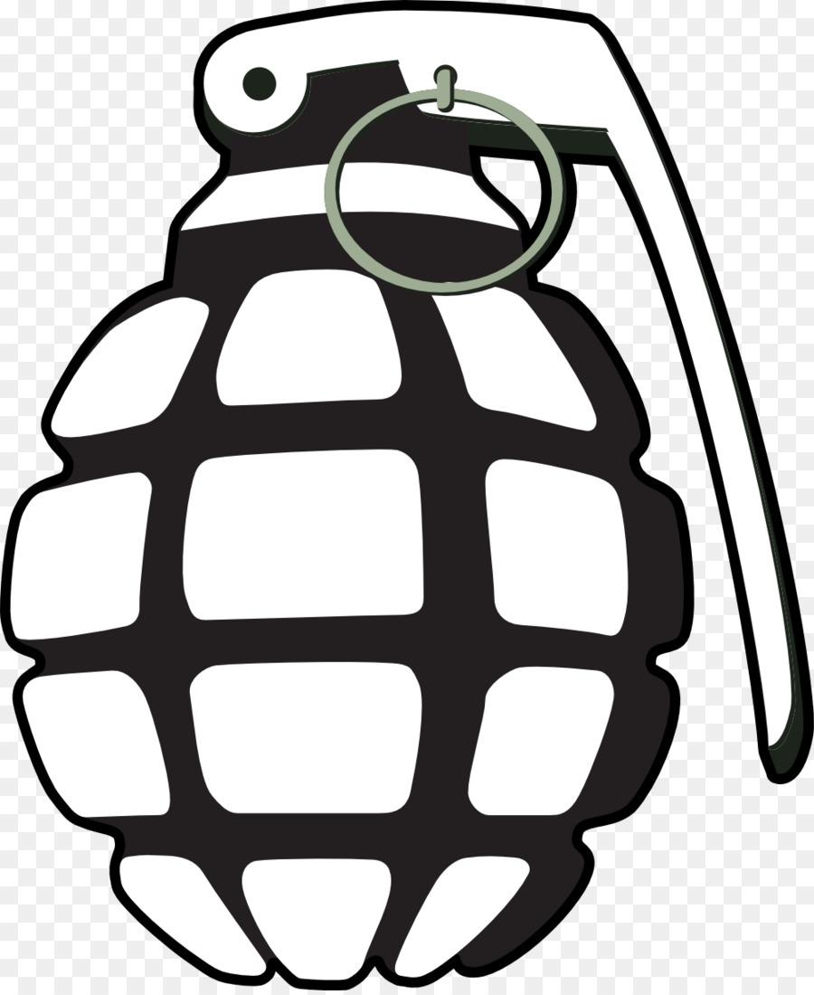 Download grenade clip art clipart Grenade Clip art.