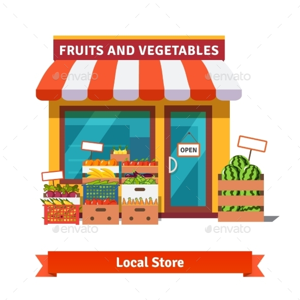 Download local shop clipart Grocery store Clip art.
