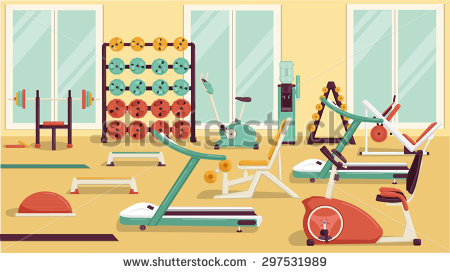 Clipart gym 1 » Clipart Station.