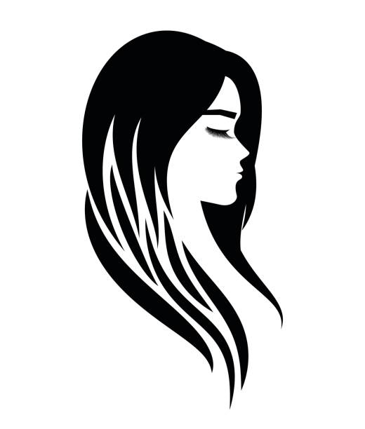 Top 60 Hair Extensions Clip Art, Vector Graphics and Illustrations.