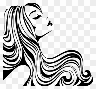 Free PNG Hair Salon Clip Art Download.