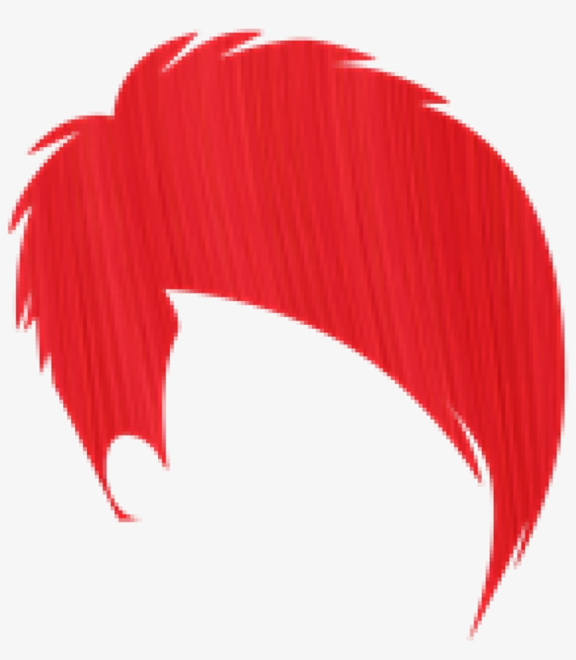 Red Hair Clipart Fire.