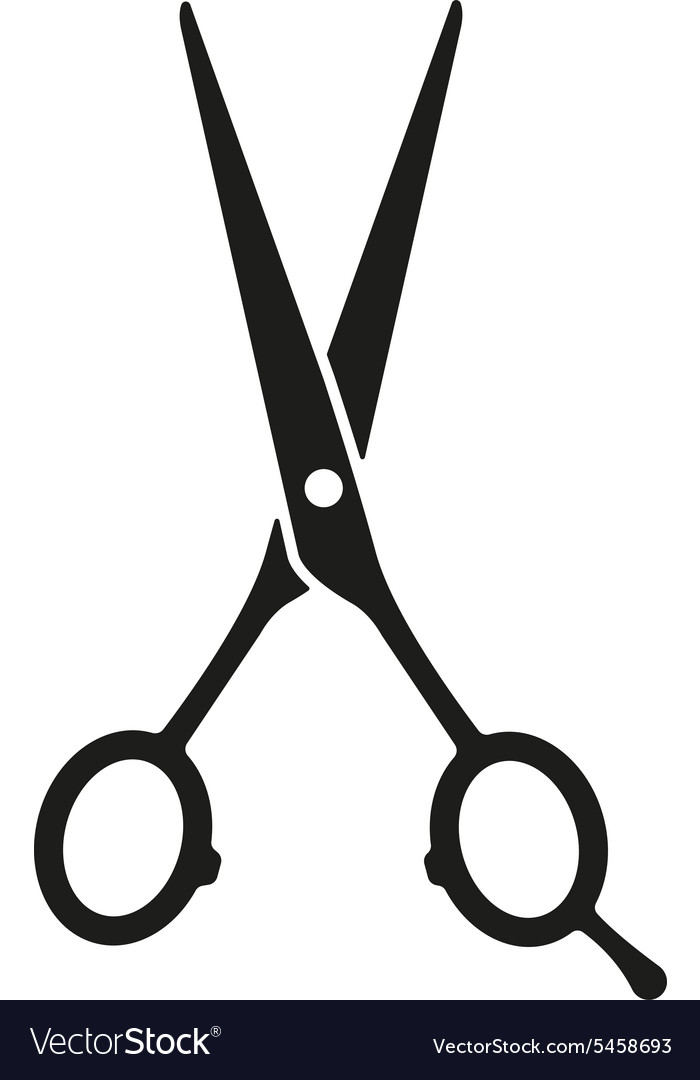 Hair Stylist Scissors Icon #249753.
