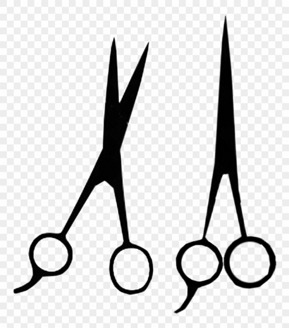 Migakihmhair Scissors Clip Art Hair Stylist Scissors Vectors.