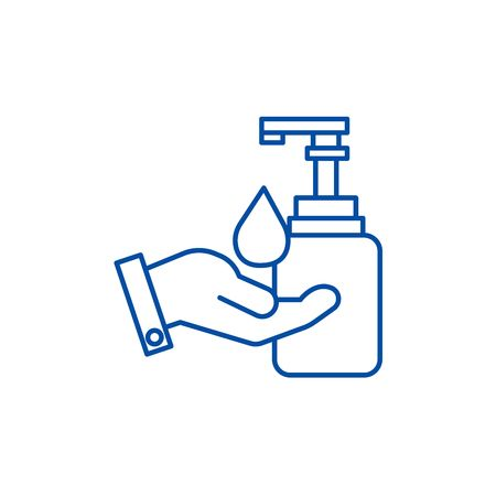 312 Hand Sanitizer Stock Illustrations, Cliparts And Royalty Free.