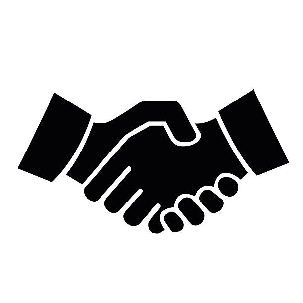 Top Shaking Hands Clip Art Vector Graphics And Illustrations IStock.