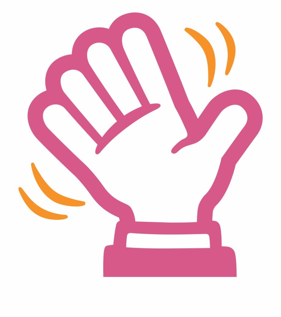 Emoji Shaking Hand.