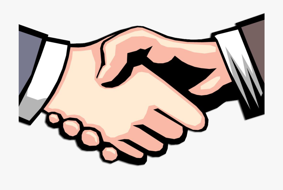 Download Terrific Free Clipart Handshake.