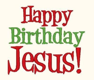 98+ Happy Birthday Jesus Clipart.