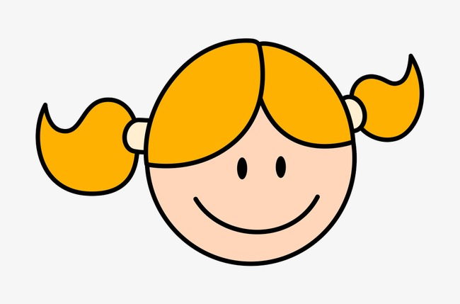 Girl Smiling Face Clipart Happy PNG Image And Lovely Genuine 10.