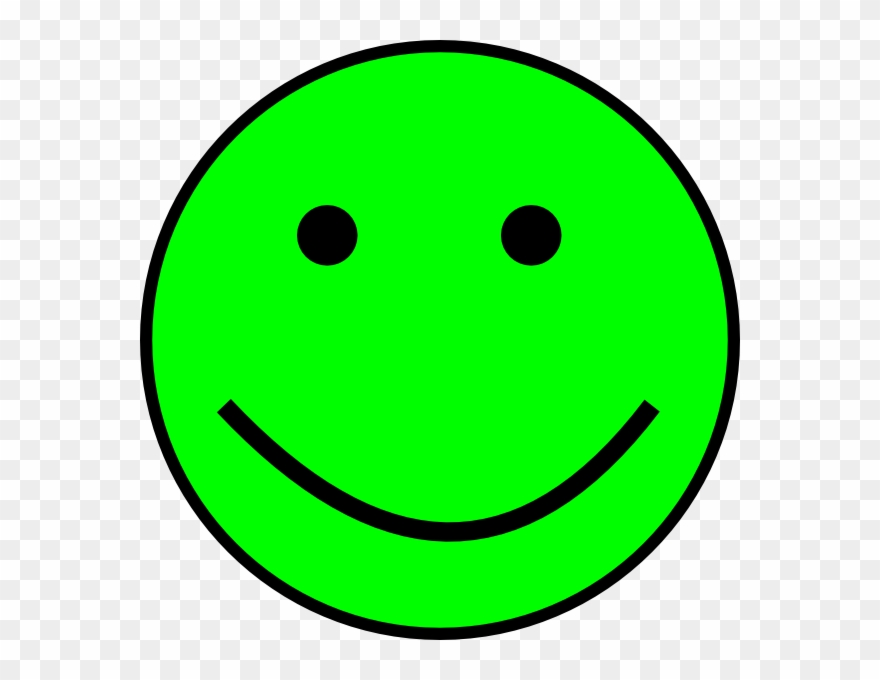 Free Vector Happy Smiling Face Clip Art.
