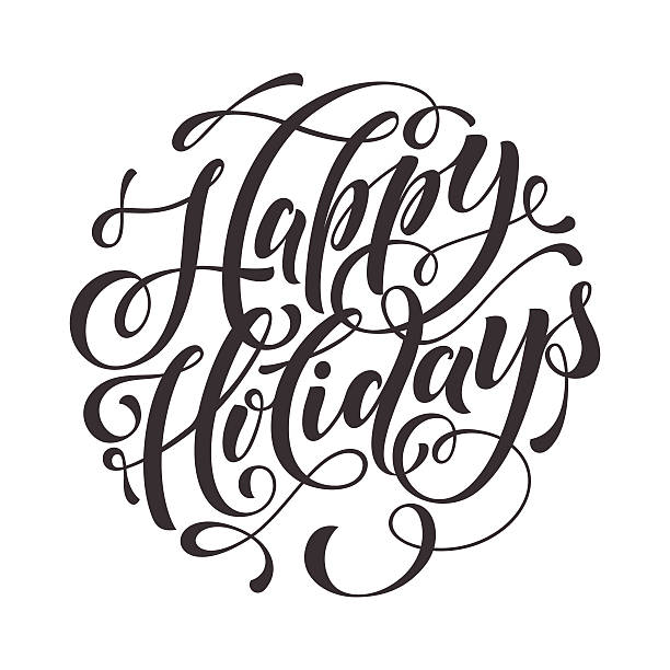 Happy holidays clipart 7 » Clipart Station.
