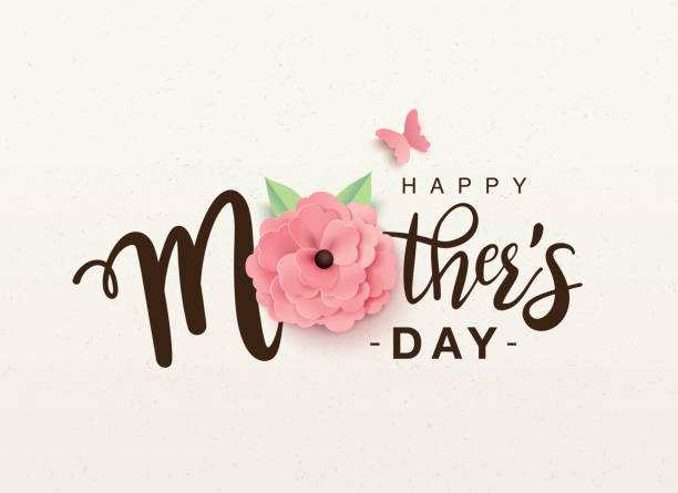 Best Mothers Day Illustrations, Royalty.