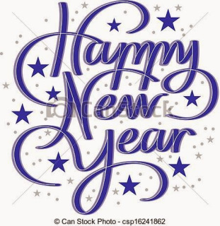 Happy new year 2015 clipart, pictures, images download.