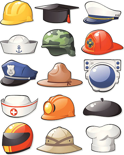 Best Sailor Hat Illustrations, Royalty.