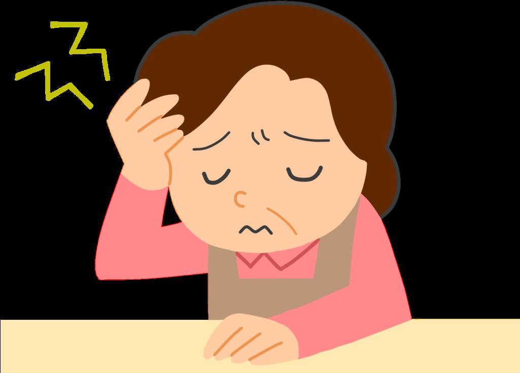 HD Body Therapy Mumps Menopause Child Headache Clipart.