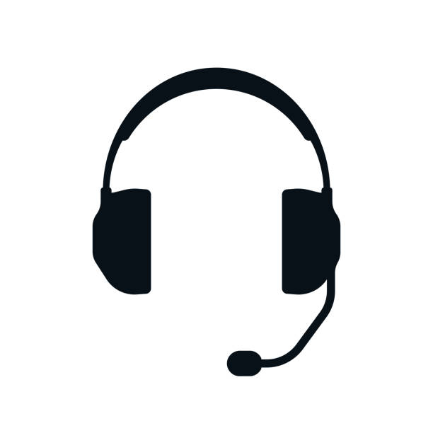 Telephone Headset Clipart & Free Clip Art Images #30761.
