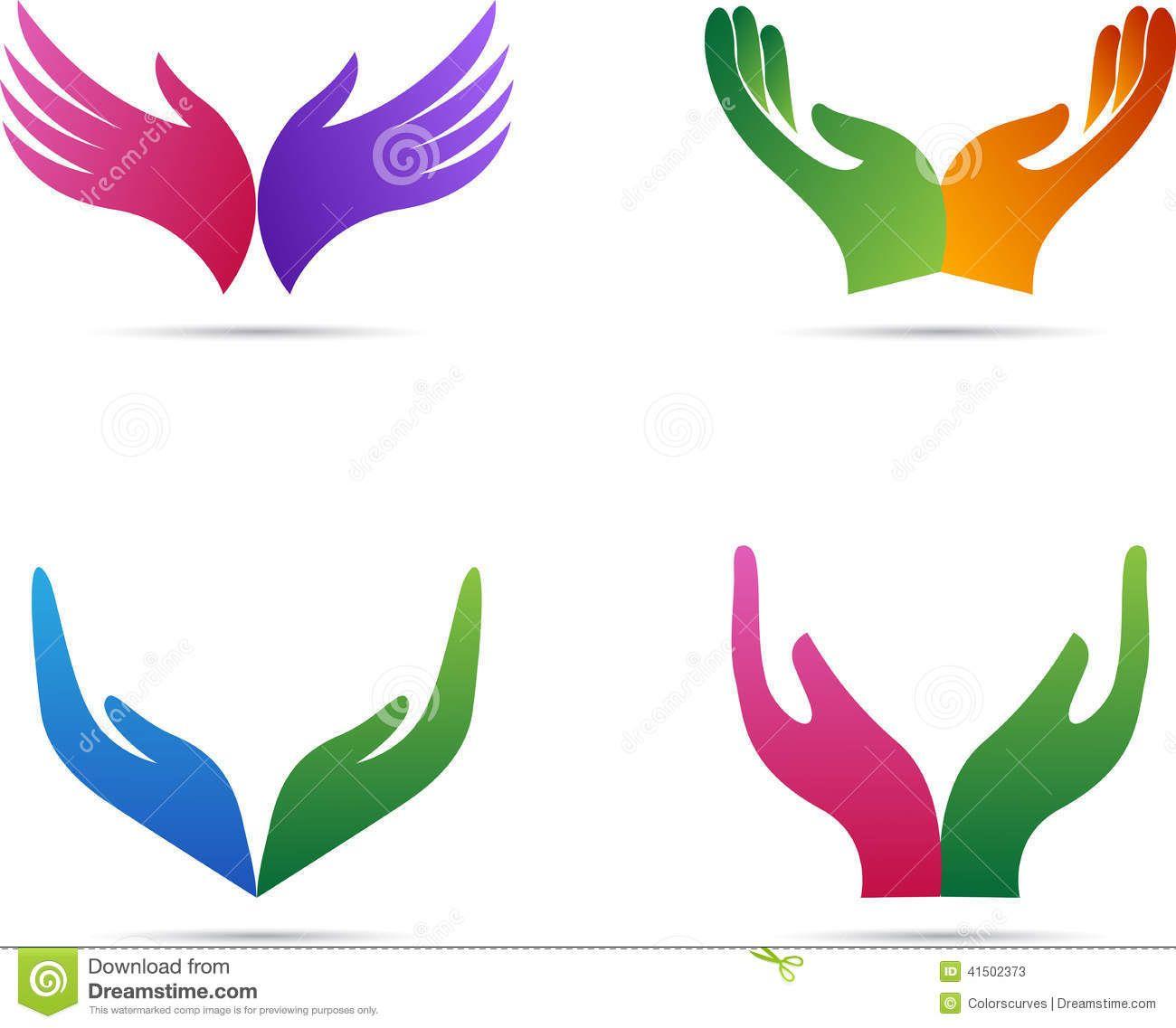 Healing Hands Clip Art Free.