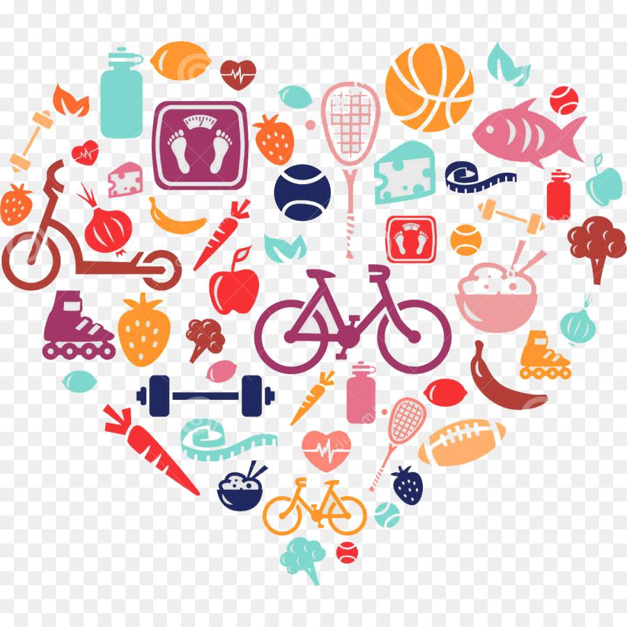 Clip Art Healthy Diet Health Food Lifestyl #396476.