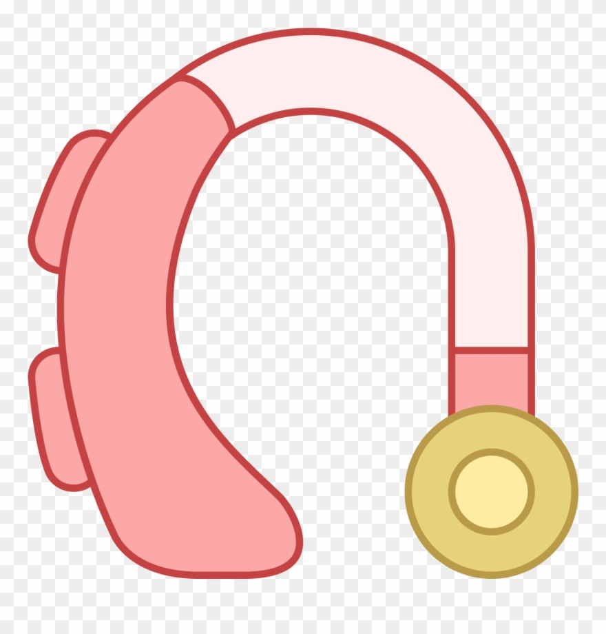 Hearing Aid Icon Clipart (#571902).