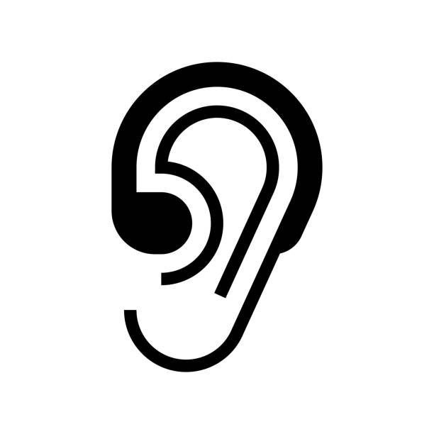 Best Hearing Aid Illustrations, Royalty.