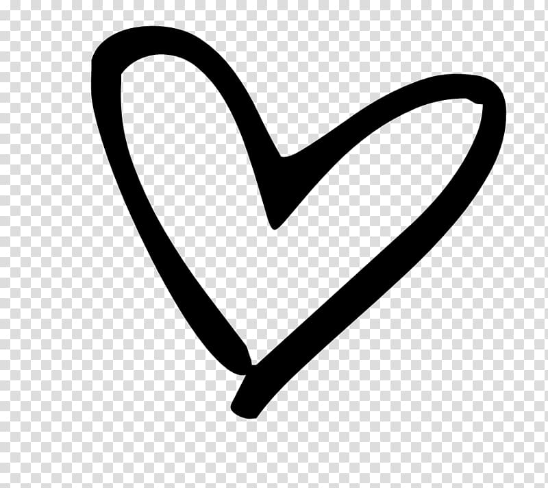 Drawing Heart , hearts transparent background PNG clipart.