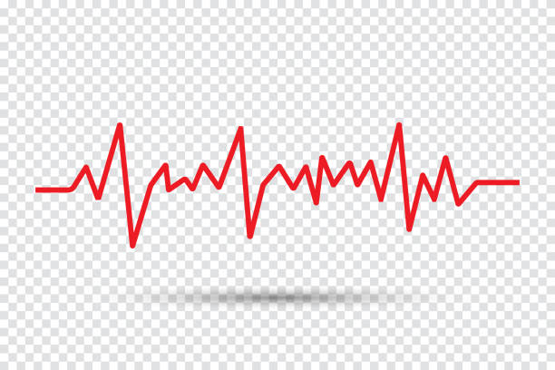 Best Heart Rate Illustrations, Royalty.