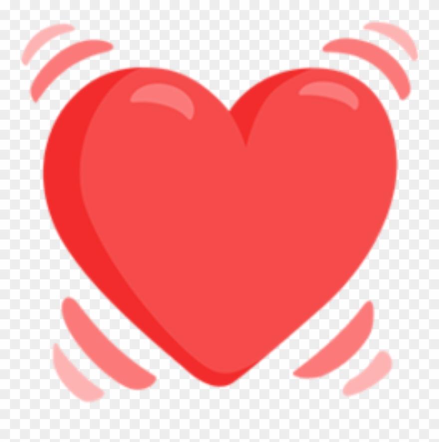 Beat Heart Red Emoji Minebazzi Heart Ijm.
