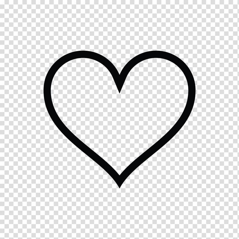 Love letter Feeling Desire Writing, Heart Outline, black heart.