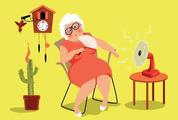 Best Heat Wave Illustrations, Royalty.