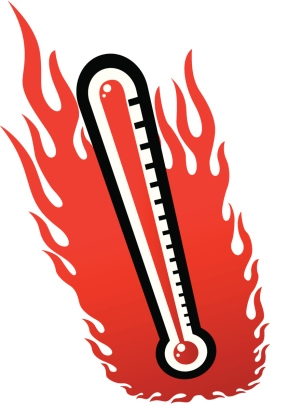 Heat wave clipart 2 » Clipart Station.