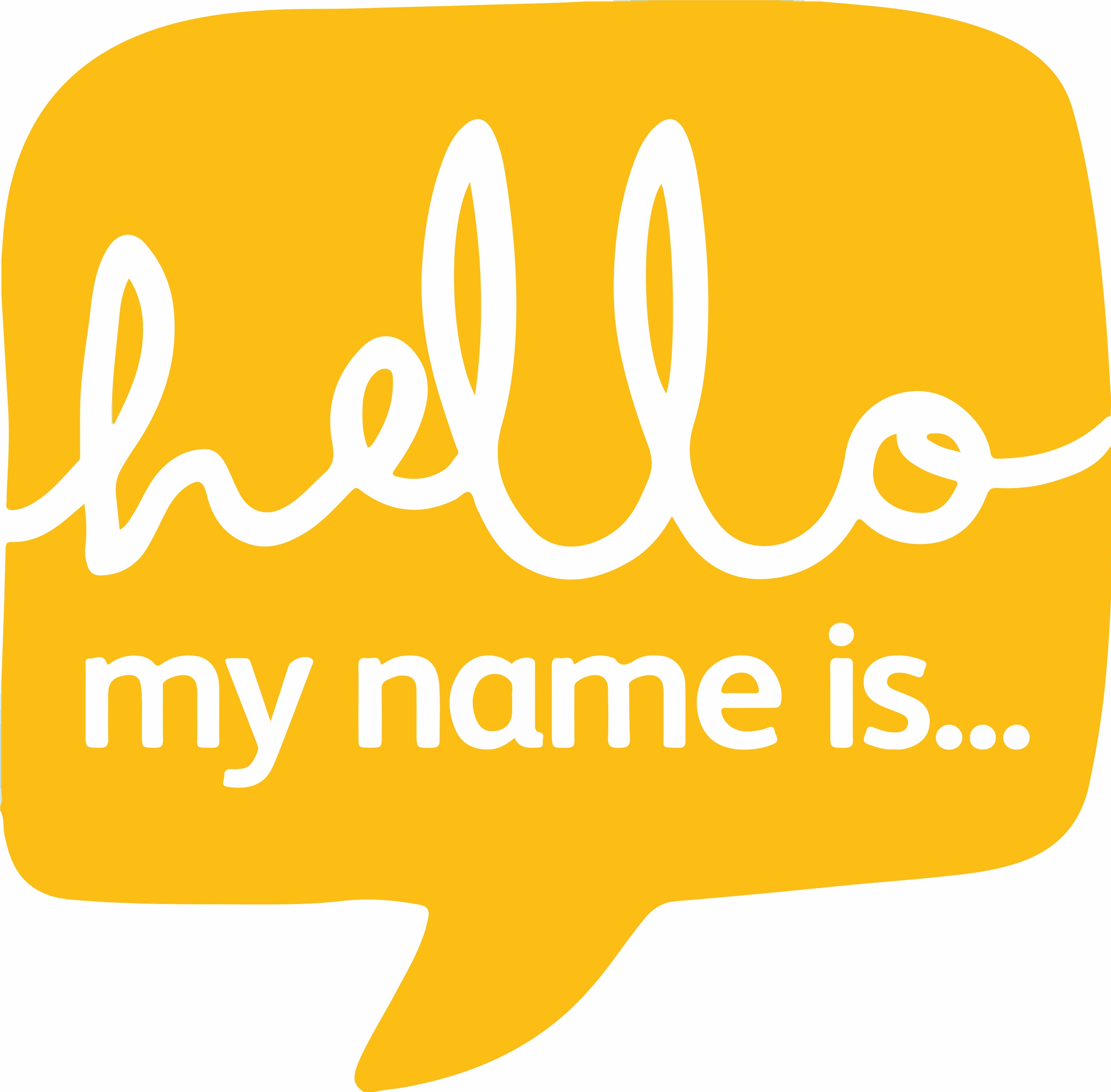 Hello my name is » Clipart Portal.