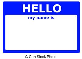 hello my name is sign with.