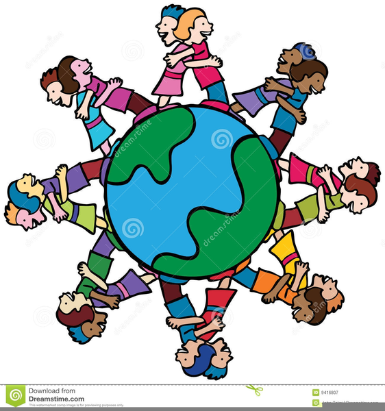 Children helping others clipart 2 » Clipart Station.