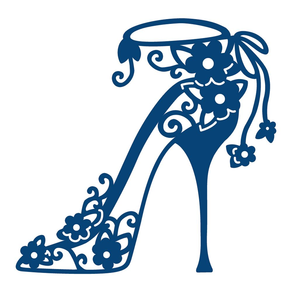 High Heels Clipart.